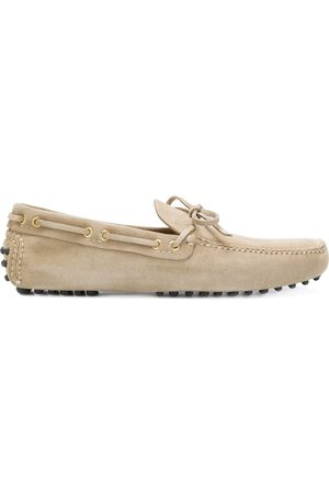 CAR SHOE Slip-on driving loafers