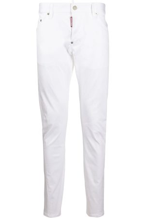 Dsquared2 Mid-rise regular fit jeans