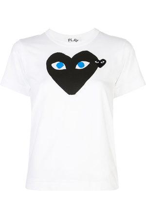 Comme des Garçons Women Short Sleeve - Printed T-shirt
