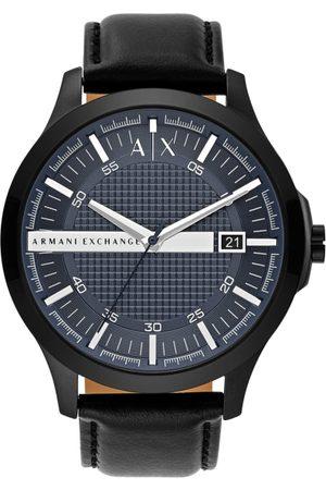 Armani Men Navy Blue Analogue Watch AX2411