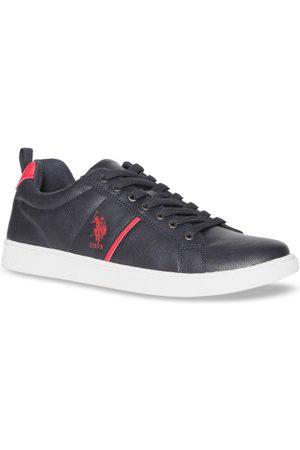 Ralph Lauren Men Navy Blue Sneakers