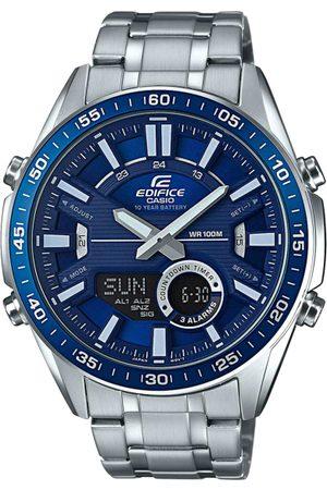 Casio Edifice Men Blue Analogue and Digital watch EX440 EFV-C100D-2AVDF