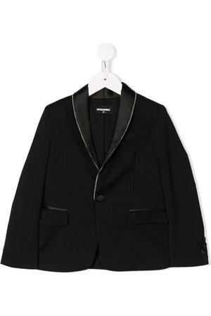 Dsquared2 Embellished lapel blazer