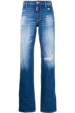 Dsquared2 Women Bootcut & Flares - Dalma Angel jeans