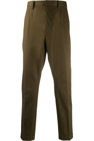 Dsquared2 Men Formal Trousers - Tapered twill trousers