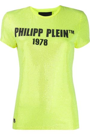 Philipp Plein TM studded slim-fit T-shirt
