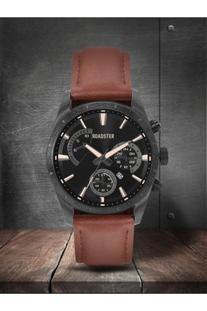 Roadster Men Black Analogue Watch MFB-PN-WTH-6292G