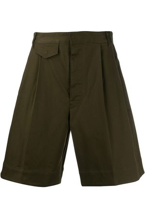 Dsquared2 Men Bermudas - Flared bermuda shorts