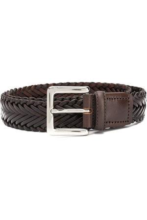adidas Braided buckled belt