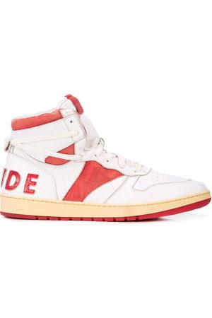 Rhude Bball Hi-top sneakers