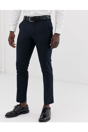 French Connection Slim fit plain suit trousers