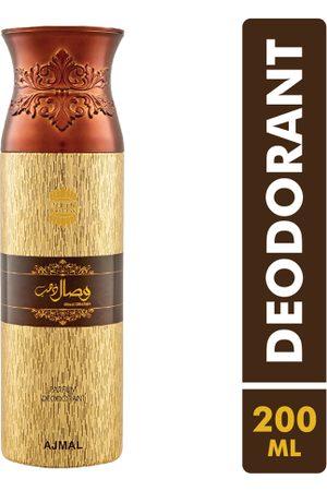 Ajmal Men Wisal Dahab Perfume Deodorant 200ml