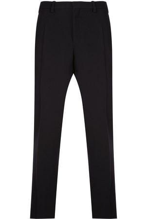WARDROBE.NYC Tailored straight leg trousers