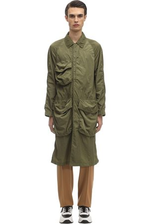 Burberry Men Trench Coats - Thoresby Tech Trench Coat