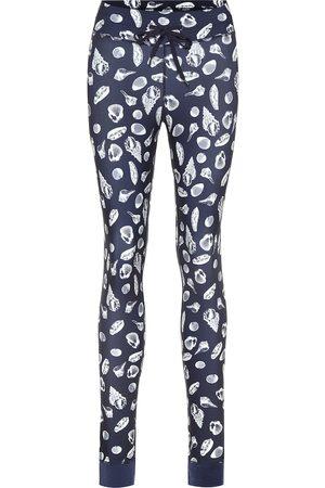 The Upside Printed yoga pants