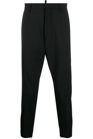 Dsquared2 Men Formal Trousers - Cropped tailored trousers