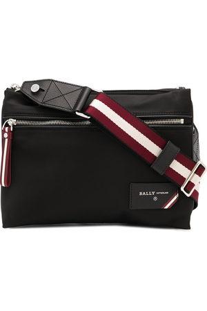Bally Men Bags - Nylon double-pouch shoulder bag