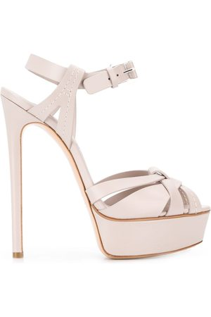 Casadei Flora stiletto sandals