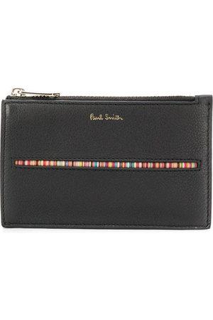 Paul Smith Men Wallets - Striped bar cardholder