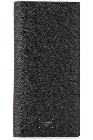 Dolce & Gabbana Men Wallets - Long leather cardholder