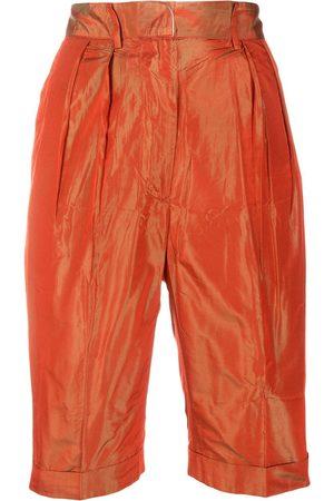 Jean Paul Gaultier 1990s high-waisted shorts