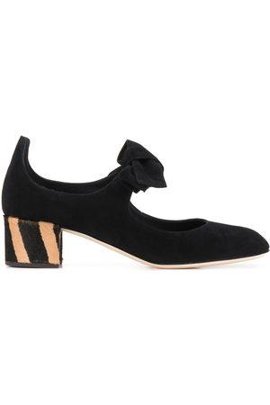 Giuseppe Zanotti Bow-tied heel pumps