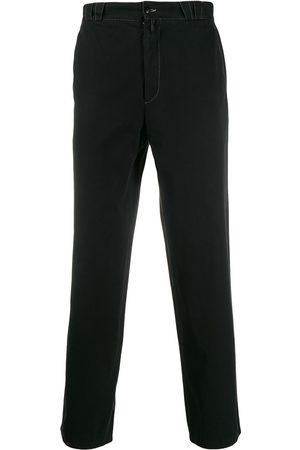 VERSACE 1990s wide-leg trousers