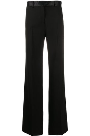 Paul Smith High-waisted wide leg trousers