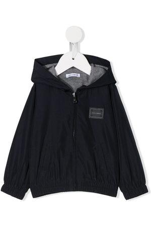 Dolce & Gabbana Bomber Jackets - Zipped hooded jacket