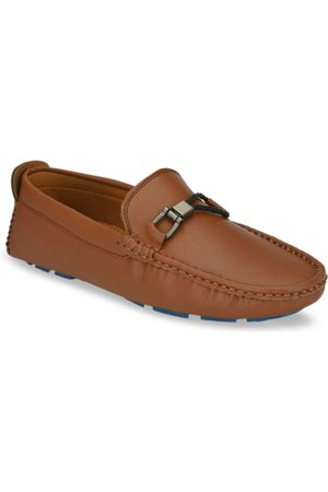 Sir Corbett Men Tan Brown Loafers