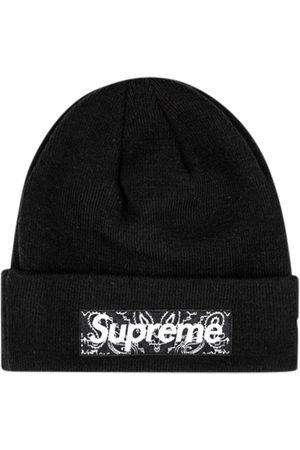 Supreme Beanies - X New Era logo beanie
