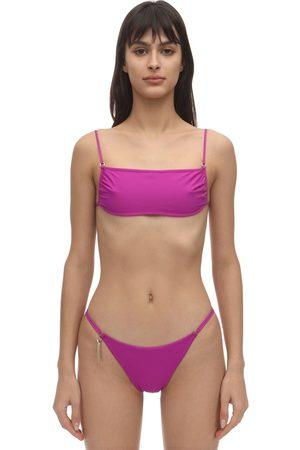 Stella McCartney Bikini Top W/ Thin Straps