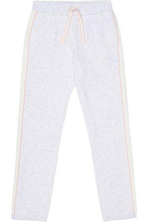 Loro Piana Stretch-cotton trackpants