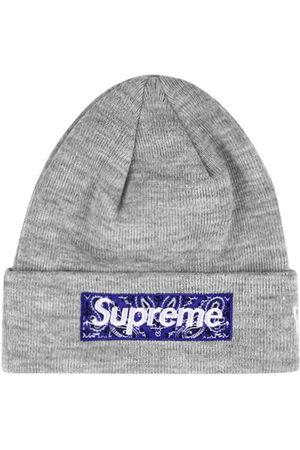 Supreme Women Beanies - X New Era Bandana Box Logo beanie