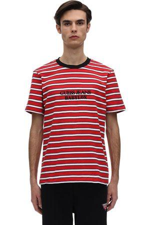 GUESS SPORT Babylon Logo Cotton Jersey T-shirt