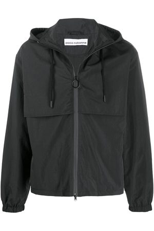 Paco rabanne Drawstring hooded jacket