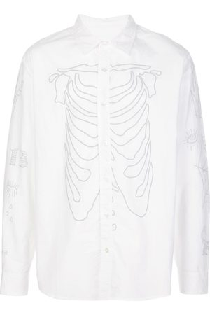 HACULLA Tatted woven shirt