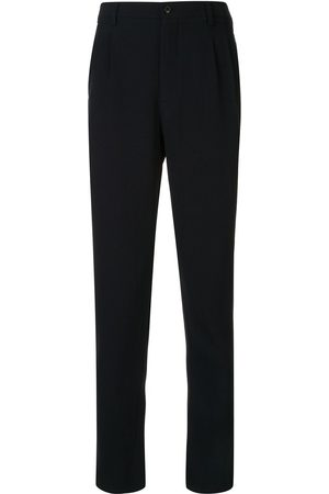 Armani Slim-fit wool trousers