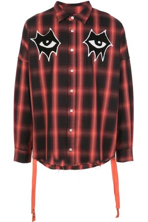 HACULLA Signature Eyes woven shirt