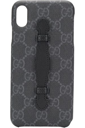 Gucci Men Phone Cases - GG pattern iPhone XS Max case