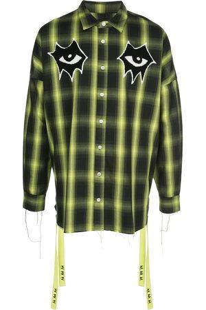 HACULLA Signature Eyes checked shirt