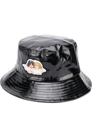 Fiorucci Hats - Angel vinyl bucket hat