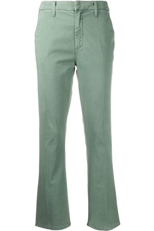 Mother The Insider high rise bootcut chinos