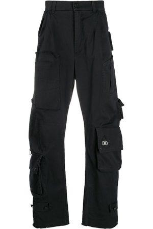 DUO Straight leg cargo pants