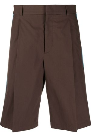 VALENTINO Side panelled bermuda shorts