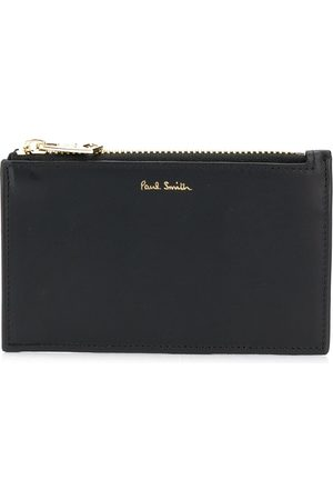 Paul Smith Men Wallets - Striped print cardholder wallet