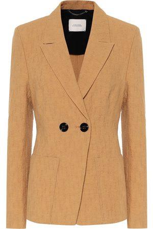Dorothee Schumacher Touch of Summer cotton blazer