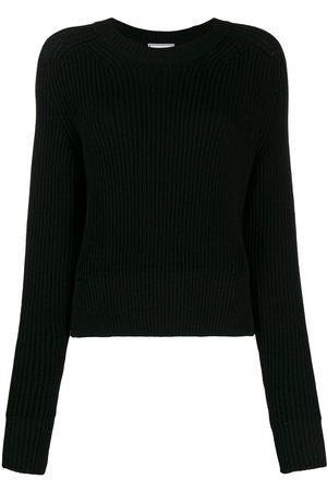 Ami Paris Crewneck knitted top