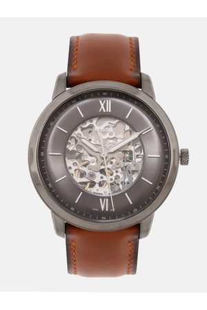 Fossil Men Grey Factory Serviced Analogue Watch ME3161