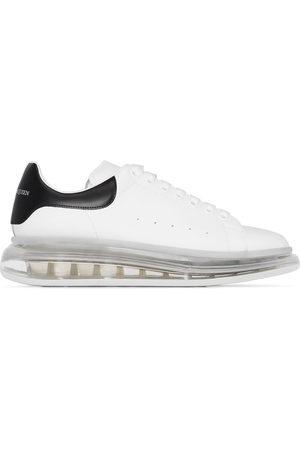 Alexander McQueen Men Sneakers - Oversized runner sneakers